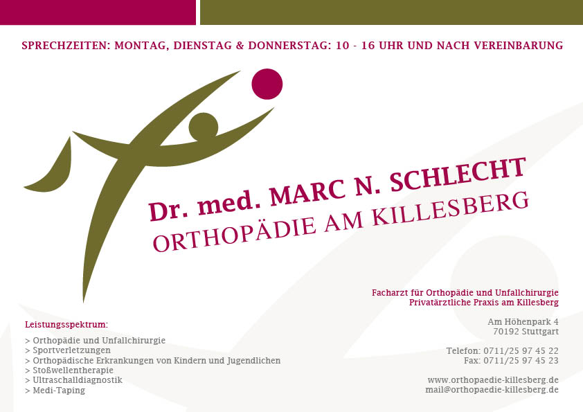 Logo Orthopaedie Killesberg